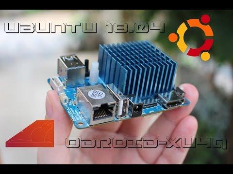 Review of Ubuntu 18 04 on ODROID-XU4Q Development Board