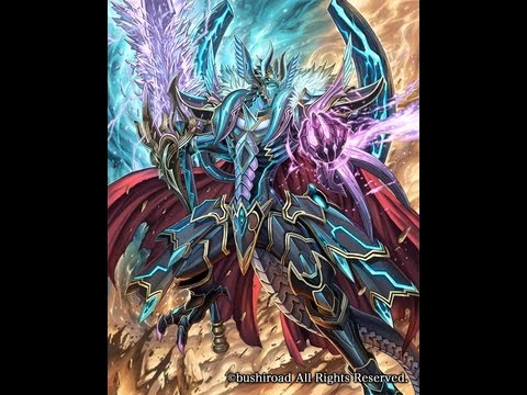 Cardfight Vanguard!! Revenger, Raging Form Dragon Deck Profile ...