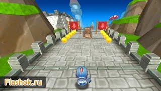 ► Super Castle Sprint. Побег из замка – обзор онлайн игры от Flashok.ru