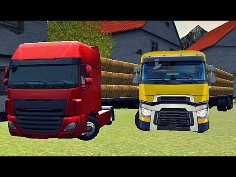 Farm Truck 3D: Hay Extended - Android Gameplay HD
