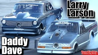 Daddy Dave vs Larry Larson