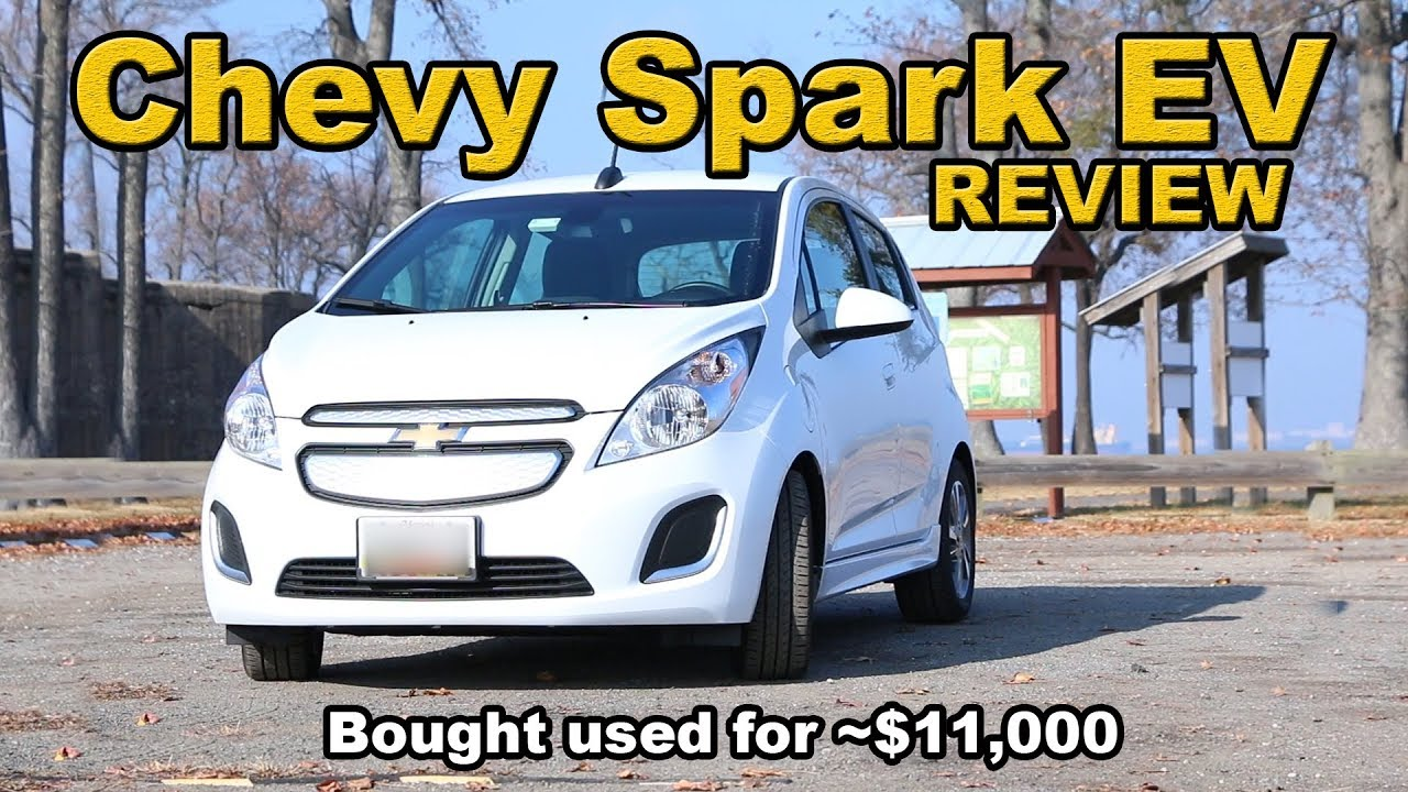 Spark EV Review   Bought Used For ~$11k