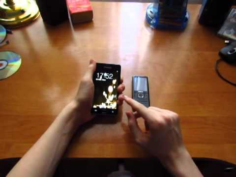 Samsung Galaxy S2 vs Nokia 6700-Which is faster