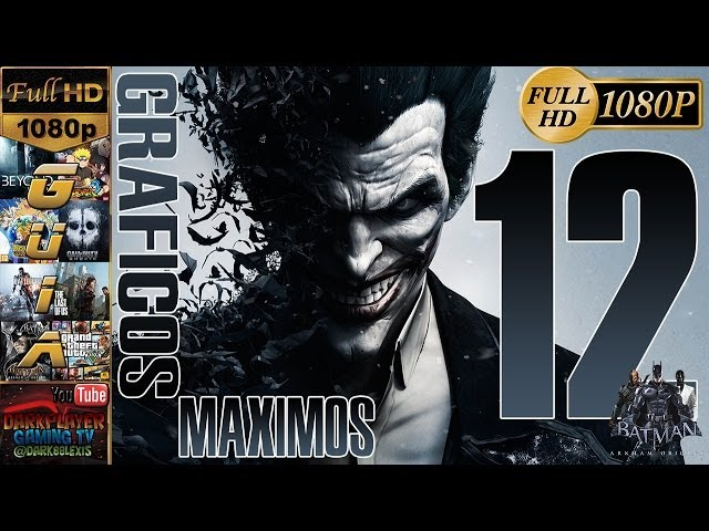 Batman Arkham Origins Español Guia Completa parte - Gameplay Parte 12 Hotel Royal | Walkthrough PC Ultra Guia Historia 1080p Max-Settings Videos De Viajes