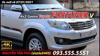 Toyota FORTUNER V 4x2 ,sx 2013 cực mới