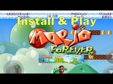 How To Install &  Play Mario Forever PC Game ?? Ll Best Mario Games 2019 Ll