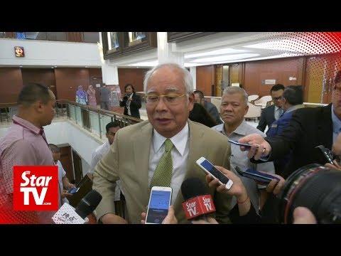 Najib on RM1.5bil tax bill: It is very unjust