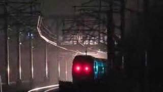 Acela Express 2170 meets Amtrak Regional 179