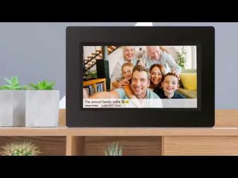 Frameo - Send photos to WiFi digital photo frames - Apps