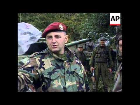 CROATIA/BOSNIA: WARLORD ARKAN - PROFILE