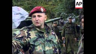 CROATIA/BOSNIA: WARLORD ARKAN - PROFILE