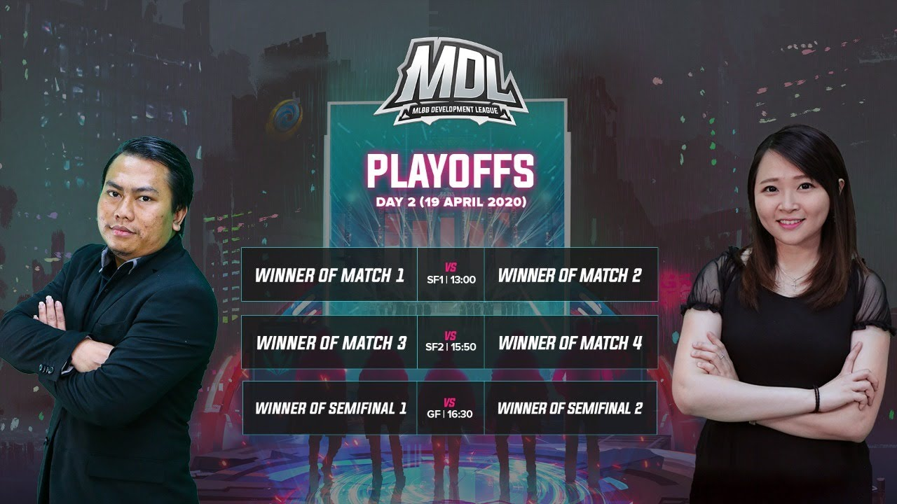 MDL Indonesia Season 1 Playoffs Day 2