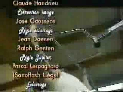 CNK Claude Goetz Golden Club Jean Claude Van Damme...