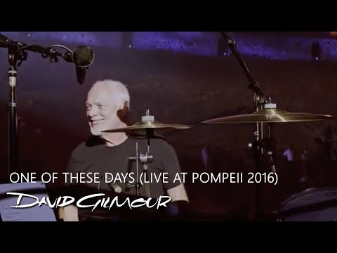 David Gilmour - One Of These Days (Live at...