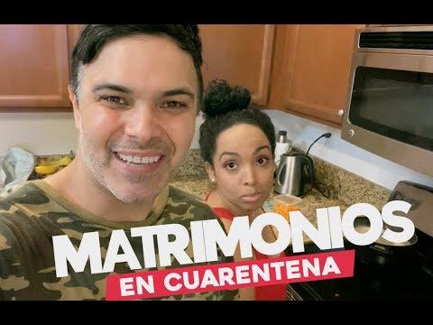 Matrimonios en Cuarentena