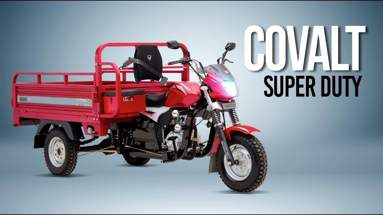 Covalt Super Duty Rojo 300 cc