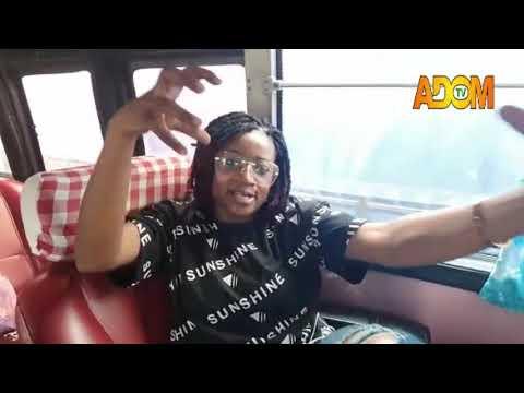 Nsoromma Season 3 Adom Tv Crew en route to Kumasi to kickstart auditions
