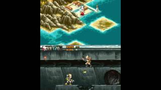 Nintendo DS Longplay [045] Commando: Steel Disaster