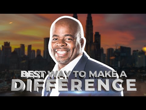 Andre Norman: The First Step In Making A Difference Is Caring