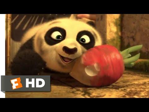 Kung Fu Panda 2 (2011) - Baby Po Scene (2/10) | Movieclips
