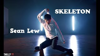 SEAN LEW - SKELETON ft Nevve -Tails &amp Inverness Dance Choreography by Erica Klein ft S ...