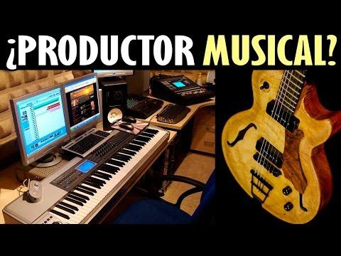 Consejos Para Músicos Y Bandas: ¿Que Hace Un Productor Musical? por JULIAN BARRETT