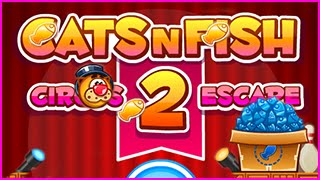 Cats'n'Fish 2 Level 1-30 Walkthrough
