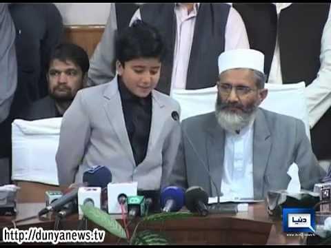 9-Year-Old Pakistani Haris Manzoor Break 800-Year-Old Record of Cambridge University's in O-Level