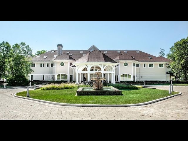 50 Cent S 50 000 Sq Ft 18 5 Million 19 Bedroom 19 Bathroom Mansion In Connecticut Usa Youtube