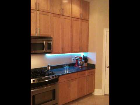 Beautiful RGB Under Cabinet Lighting From ORACLE Lighting   YouTube