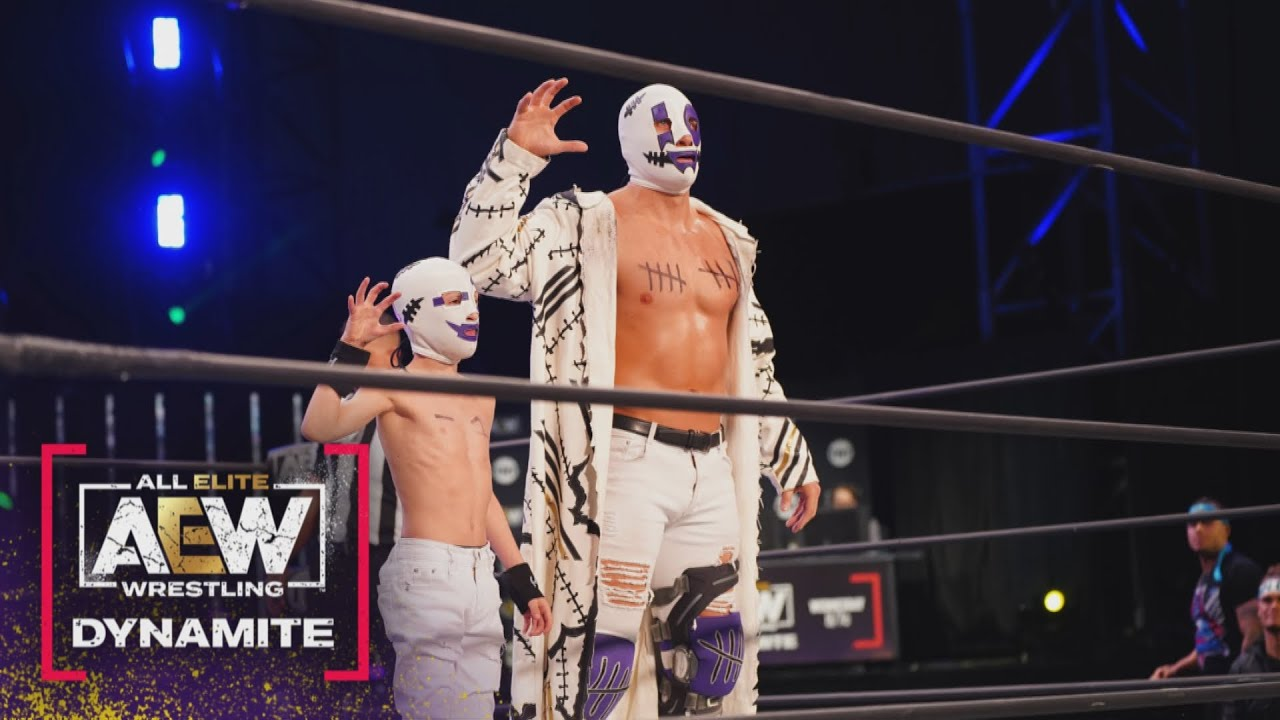 Who Was Able to Capture a Spot in the Face of the Revolution Ladder Match? | AEW Dynamite