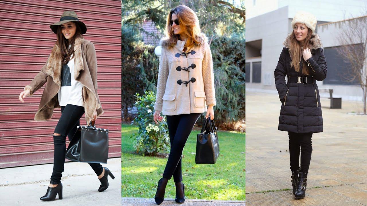 14 casual winter fashion combination  youtube