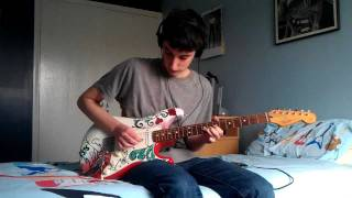 Chris King Robinson | Red House | Jimi Hendrix Cover