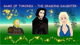 Video Game Of Thrones - The Dragons Daughter Tribute Remix Season 1 download MP3, 3GP, MP4, WEBM, AVI, FLV Oktober 2018