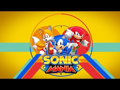 Hype For Sonic Mania (Sonic)