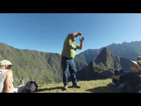 La découverte du Machu Pichu raconté par notre guide