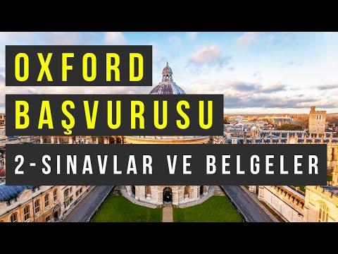 Oxford Üniversitesi Başvurusu: Hangi Sınavı Almalısınız? Employment ve Referans Neden Önemli?
