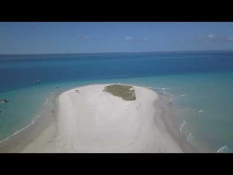Moon Point Bank  Fraser Island