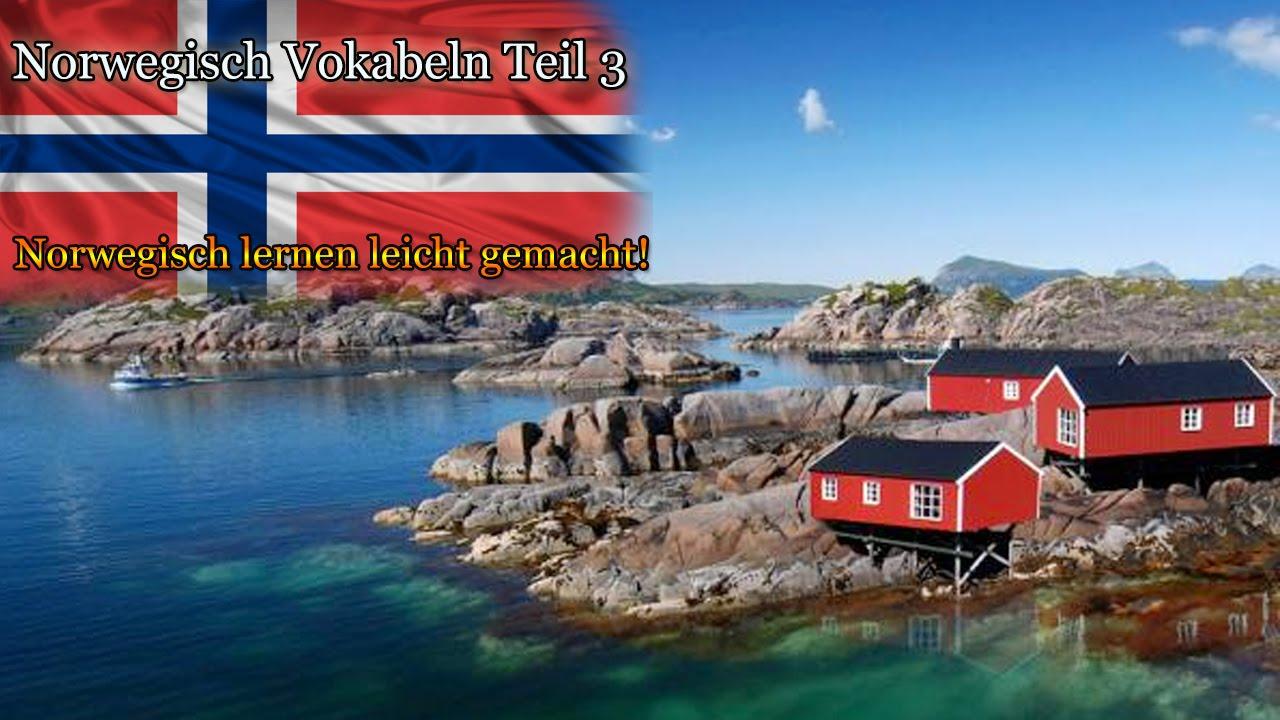 Verabschiedung auf norwegisch