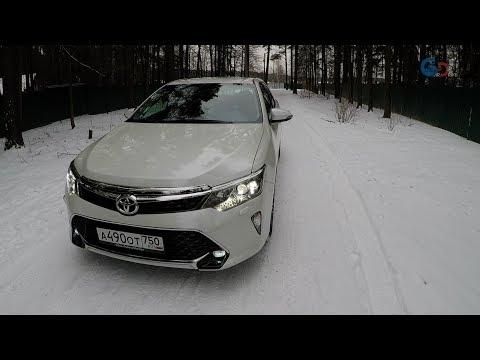 Toyota Camry 2017 лучше Hyundai Sonata Что нового, честный Тест Драйв.