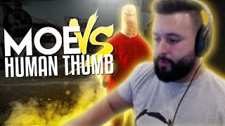 m0E VS HUMAN THUMB! CS:GO