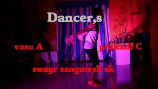 Allu arjun...lover also fighter also  dance choreography