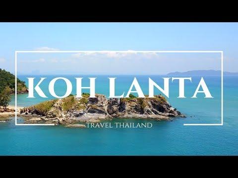 TROPICAL KOH LANTA | TRAVEL THAILAND GUIDE | 4K