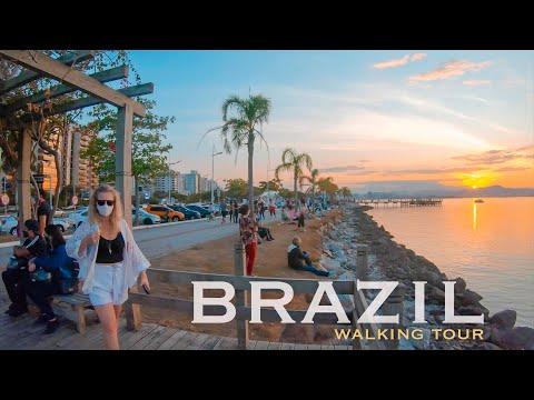 Santa Catarina Florianopolis | BRAZIL Walking Tour