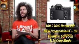 Nikon D7200 Preview