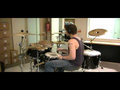 Seether - Fallen (drum cover)