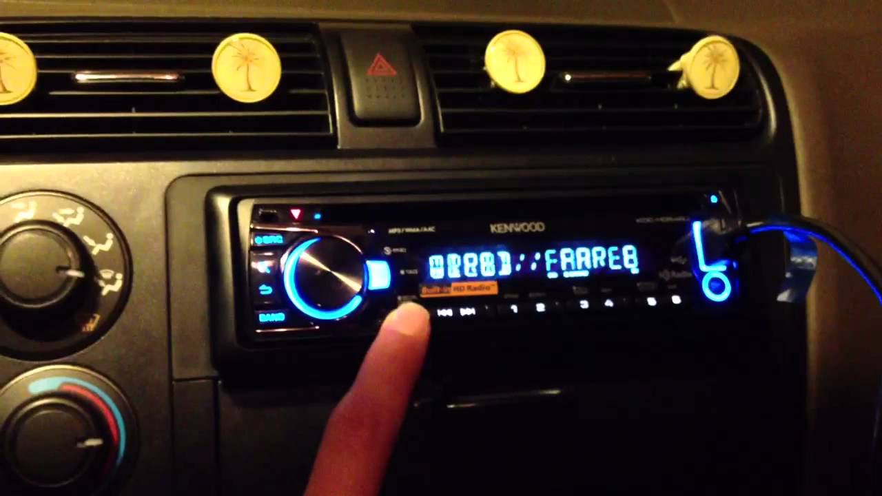 Sound System In Honda Civic Youtube