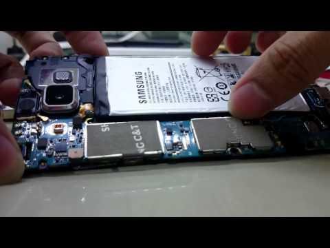 Cara membuka Samsung galaxy A5 2015
