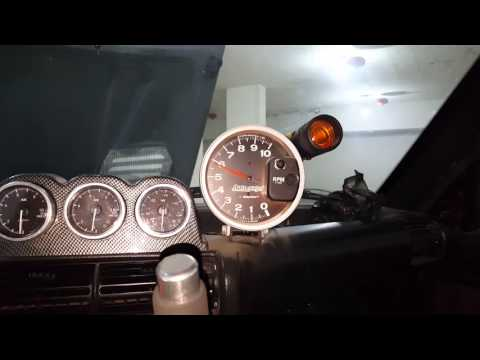 BMW M20 ITB Open 9000 RPM