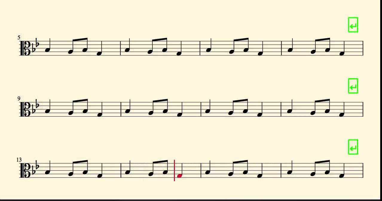 Carol of the Bells Sheet Music for Viola Christmas Carol - YouTube